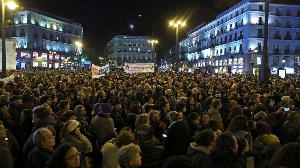 Manifestaciones feministas por toda España contra Vox: Ni un paso atrás