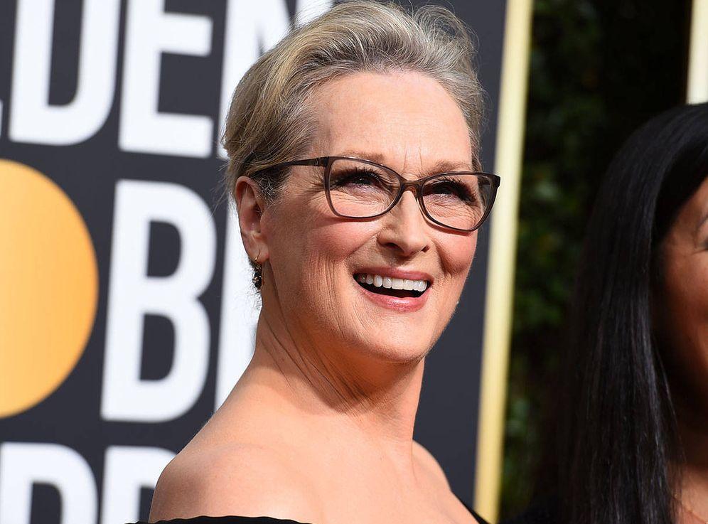 Foto: Meryl Streep. (Gtres)