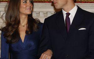 La boda del príncipe Guillermo y Kate Middleton será la más cara de la historia