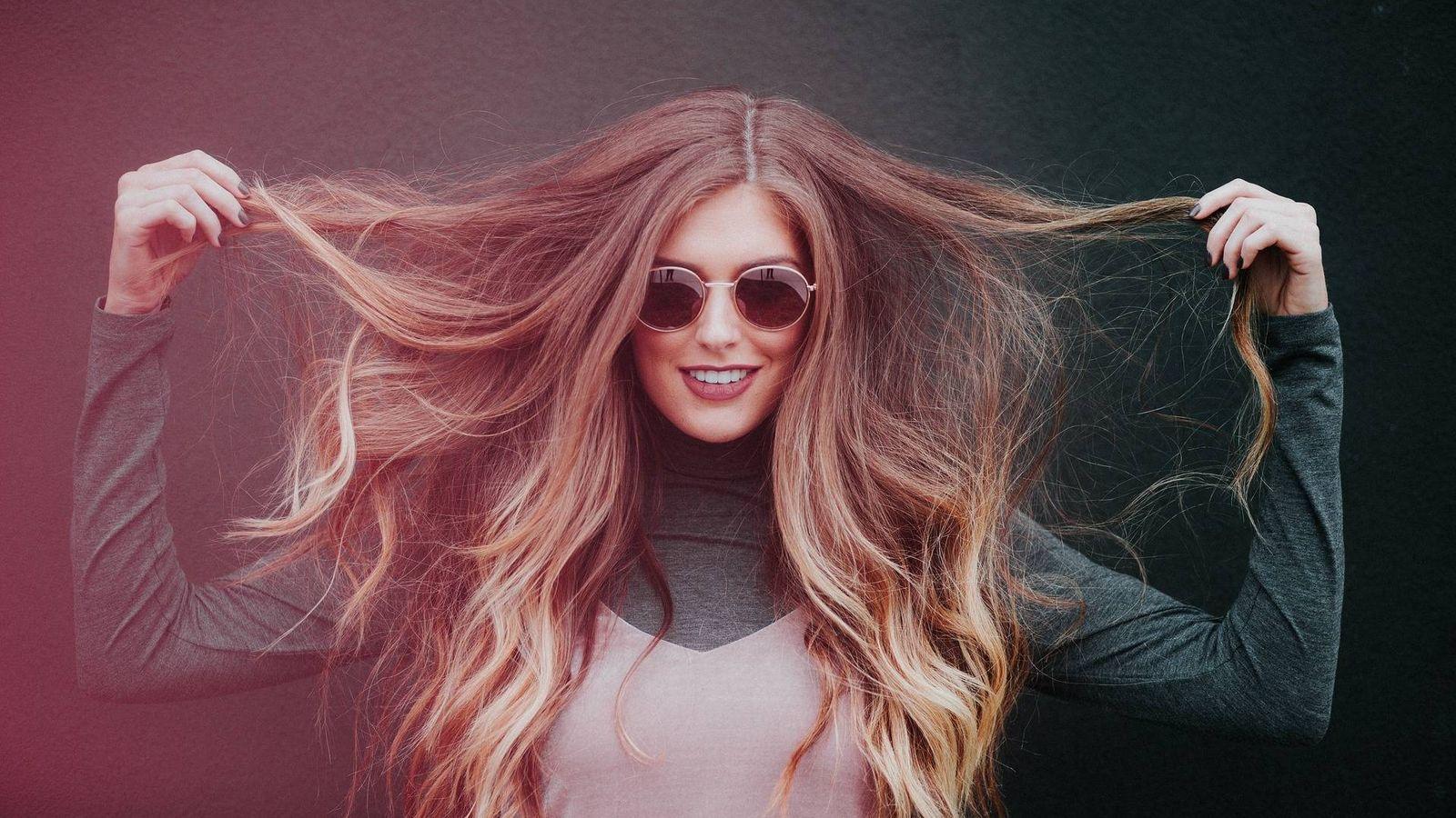 Foto: Dale alegría a tu pelo. (StockSnap en Pixabay)