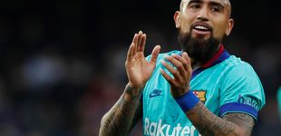 Post de La crítica de Arturo Vidal al ADN del Barça (menos mal que ha venido David Silva)