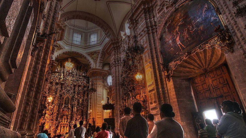 Foto: Templo de Santa Prisca de Taxco, en México. Foto: CC
