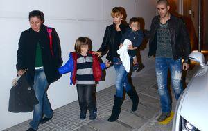 Valdés y Cardona celebran el segundo cumpleaños de su hijo Kai