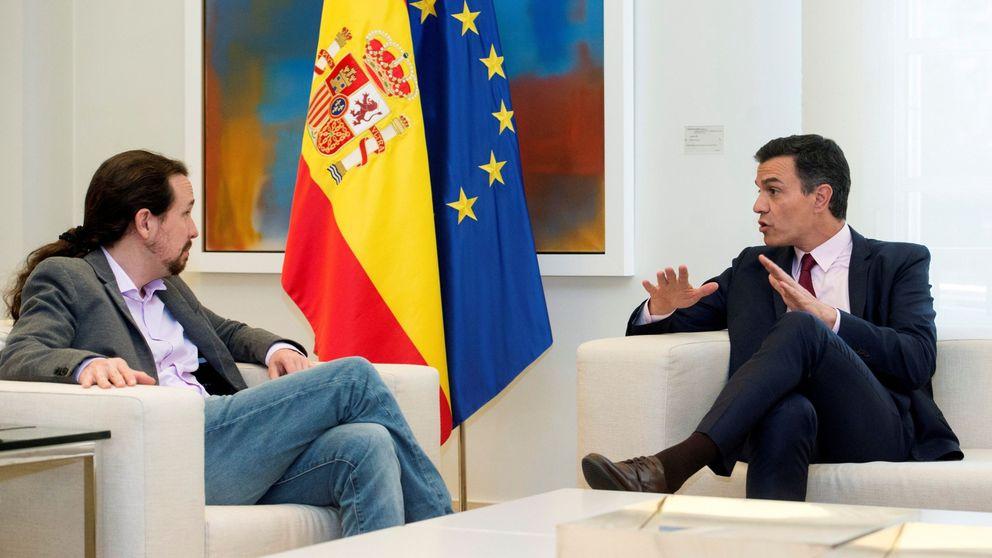 Podemos se opone al Gobierno en solitario de Sánchez y se abre a tumbar la investidura