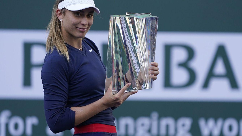 ¿Quién es Paula Badosa, la primera tenista española ganadora del Indian Wells?