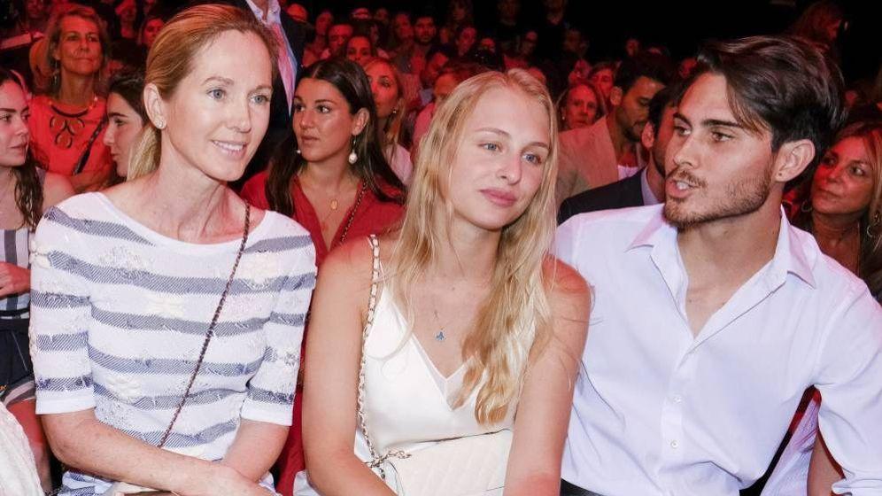 Foto:  Miranda, Danielle y Miguel. (Cordon Press)