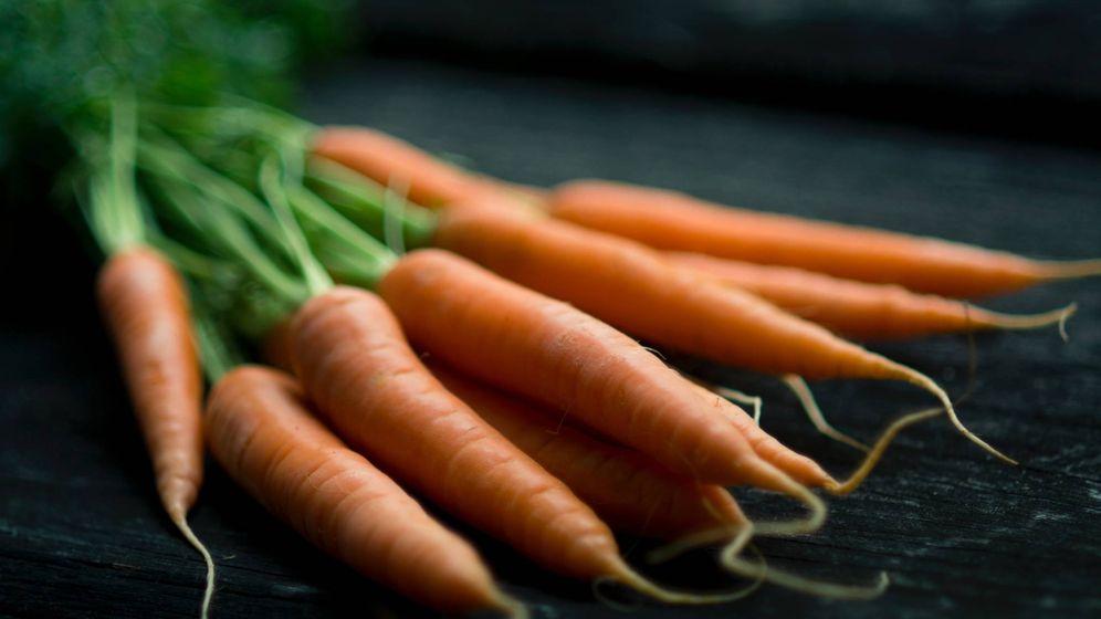 Foto: Zanahorias.
