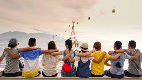 ¿Tienes una gran red social? Tu microbioma es uno de los motivos