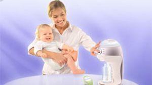 Nespresso va a por los padres y lanzá su máquina para biberones