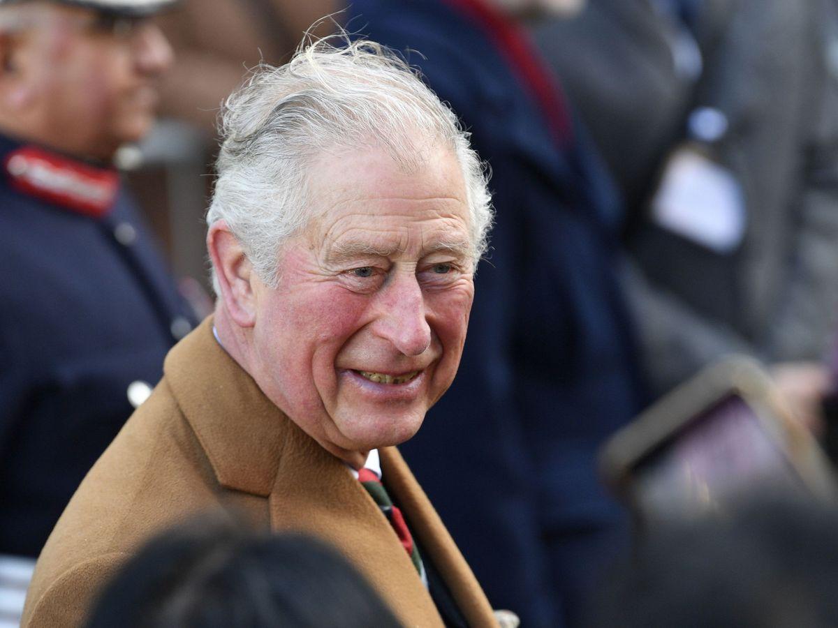 Foto: El príncipe Carlos, en una imagen de archivo. (EFE)
