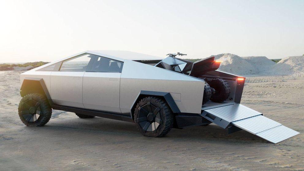 Tesla Cybertruck: este es el futurista coche eléctrico de Elon Musk, y no es una broma