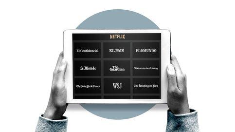 Por qué no es posible (todavía) hacer un 'Netflix de los medios'