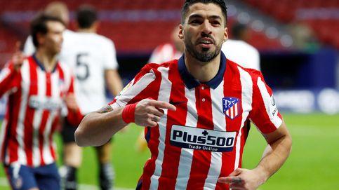 La resurrección de Luis Suárez: de mala influencia para Messi a pichichi del líder