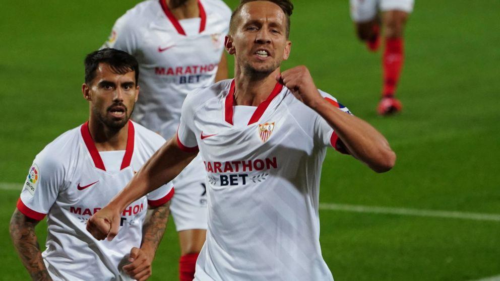 El Sevilla pincha la burbuja del Barça de Koeman (1-1)