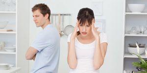Foto: La empatía no funciona: las mujeres felices aman a los hombres enfadados