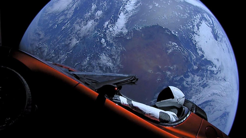 ¿Dónde está el Tesla que Elon Musk lanzó al espacio? Harvard acaba de encontrarlo