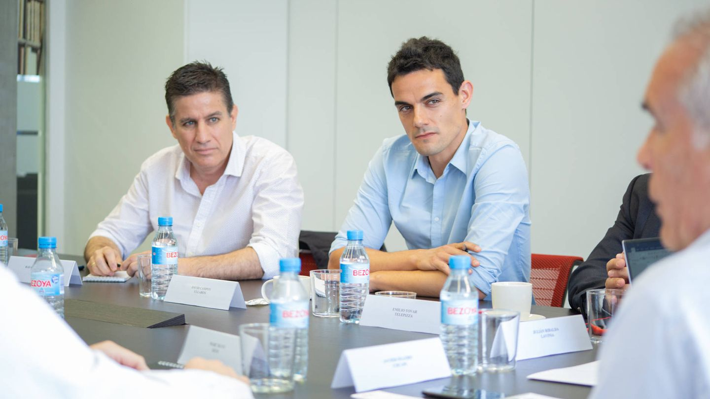 Rafael García-Plata (Alcandora) y David Campoy (Ulabox).