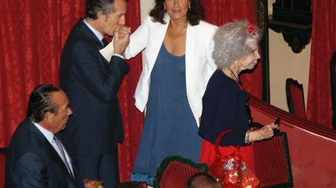 El reloj que Alfonso Díez ha regalado a Carmen Tello por su cumpleaños
