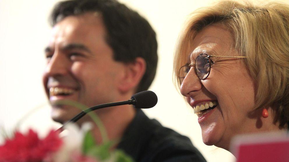 UPyD busca la suerte pidiendo el voto en la Administración 'Doña Manolita'