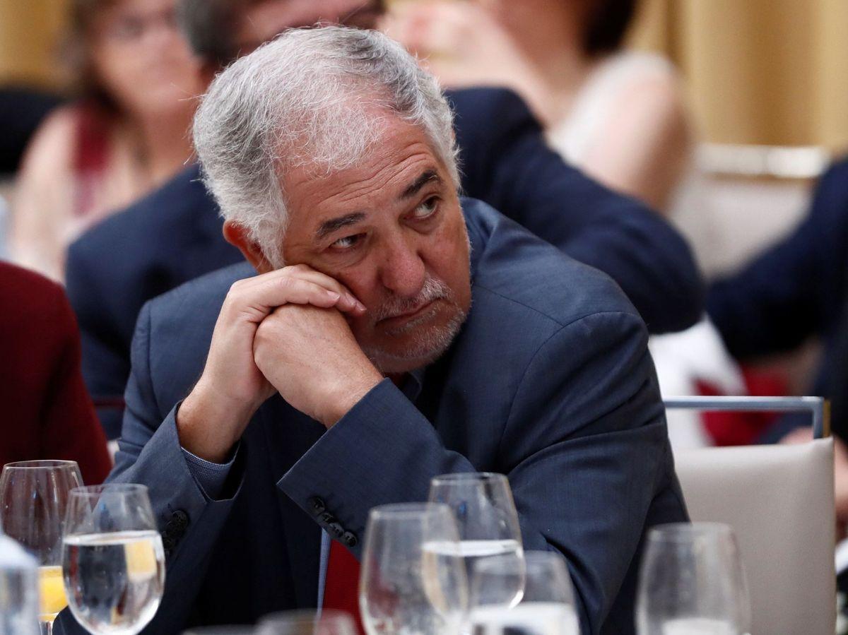Foto: El ex fiscal general del Estado Cándido Conde-Pumpido. (EFE)