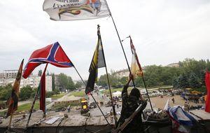 El Batallón Vostok llega de Rusia: los separatistas preparan la guerra