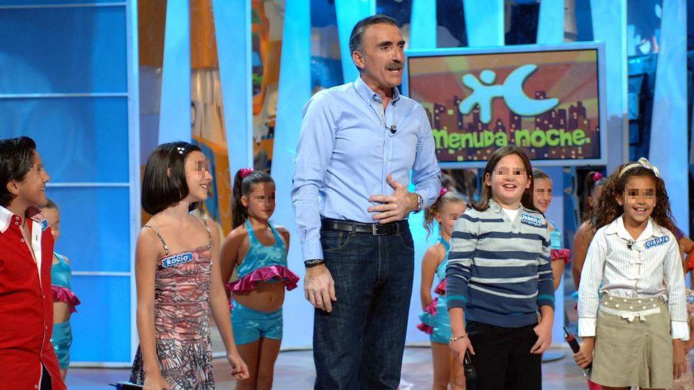 Foto: Juan y Medio presenta 'Menuda noche' en Canal Sur. (EC)