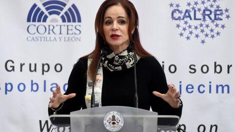 Silvia Clemente dimite como presidenta de las Cortes de Castilla y León