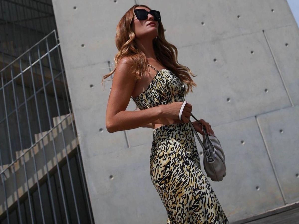 Foto: La influencer Silvia García, con un look coordinado. (Instagram @bartabacmode)