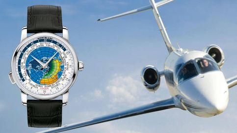 Montblanc, Breguet, Glashütte... Relojes '24 horas' para dar la vuelta al mundo