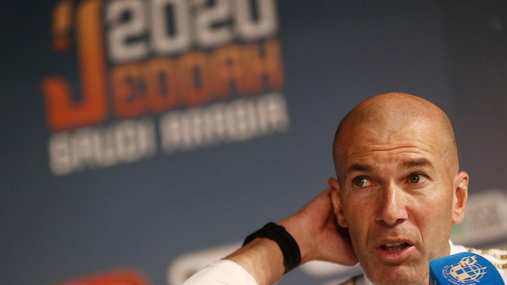 El error de creer que el Real Madrid de Zidane tiene el estilo del tiki-taka