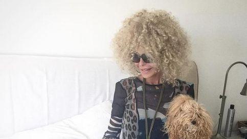 Bibiana Fernández, cada vez más parecida a sus perros