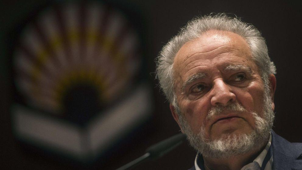 Julio Anguita no se presta a la campaña de Garzón y rechaza la oferta de IU