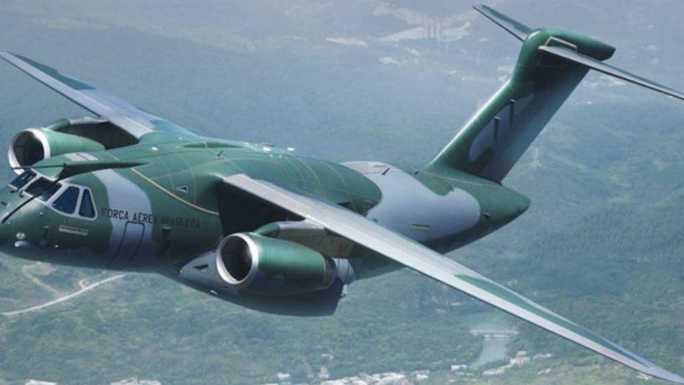 Portugal, punta de lanza de la nueva alianza Boeing-Embraer en Europa