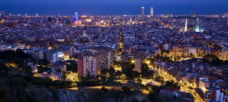 Foto: La evolución de Barcelona durante las dos últimas décadas es ejemplar. (Corbis)