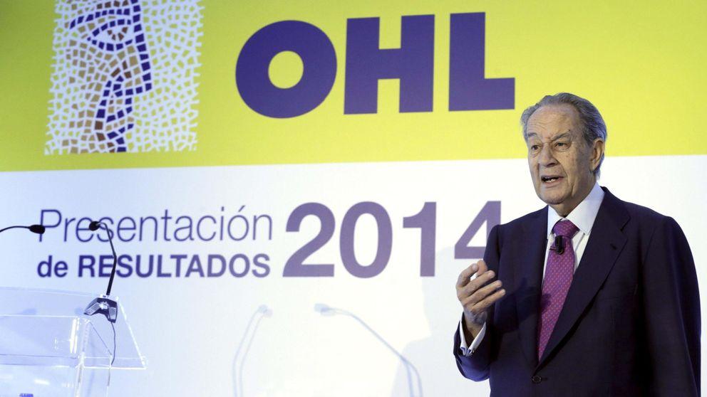 OHL rebota tras contratar a una consultora para que investigue qué ha pasado en méxico