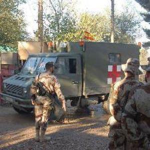 Defensa investiga la muerte accidental de un civil afgano al paso de un convoy militar español