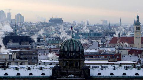 Las temperaturas bajo cero en toda Europa causan varios muertos y cancelaciones