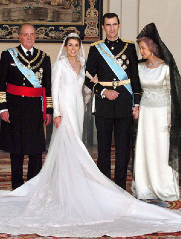 Foto: Pertegaz y Rabanne, a la greña por el traje nupcial de la Princesa