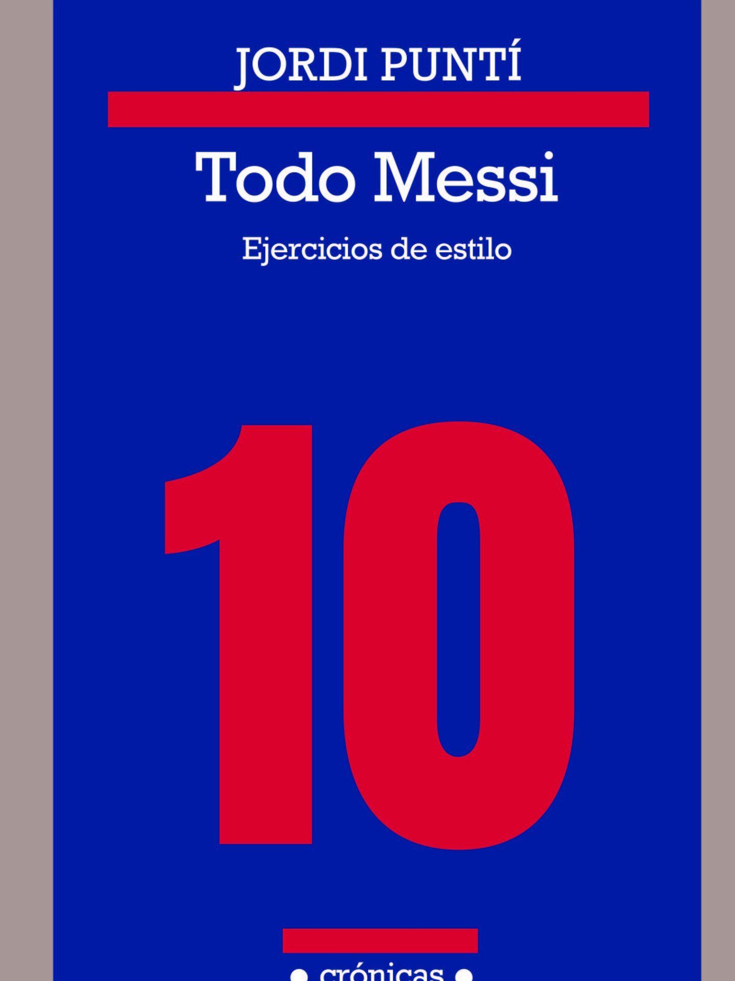 'Todo Messi'. (Anagrama)
