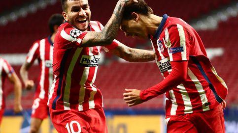 El mejor João Félix repara la avería del Salzburgo en la frágil defensa del Atleti (3-2)