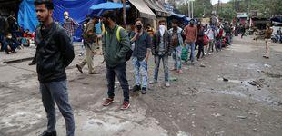 Post de Encerrar a 1.300 millones de un plumazo: la bomba del coronavirus está en la India