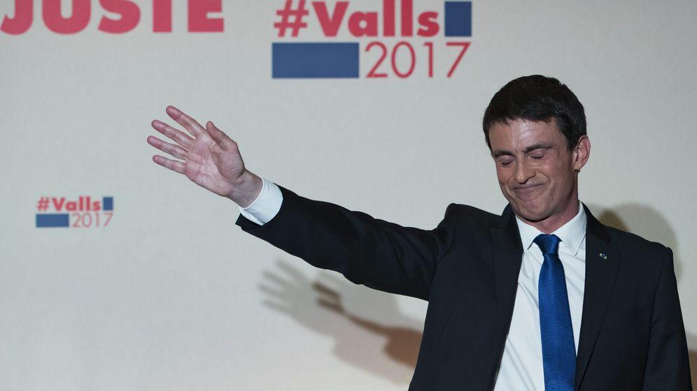Foto: Manuel Valls en una imagen de archivo. (REUTERS)