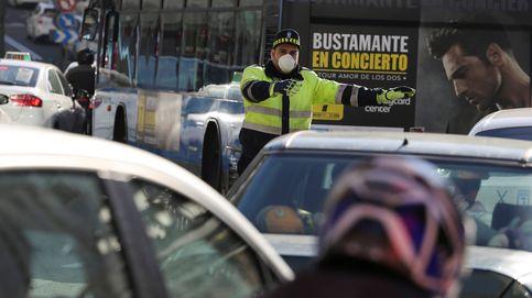 La movilidad en Madrid ni es sostenible, ni es pública ni es social
