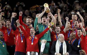 La clasifación de la Eurocopa y el Mundial en TVE por 38 millones de euros
