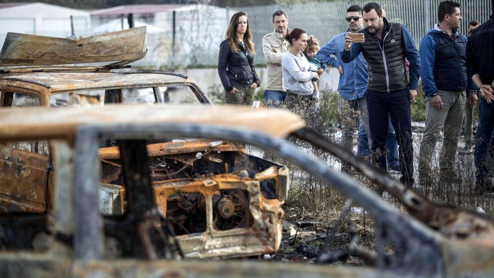 El 'efecto contagio' del ministro Salvini: el antigitanismo crece también en España