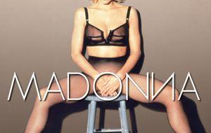 Foto: La vida de Madonna, en un libro ilustrado