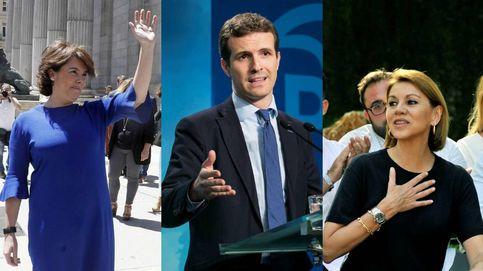 Lo del PP no son primarias sino una ruleta rusa: sin pronósticos a 10 días de la votación