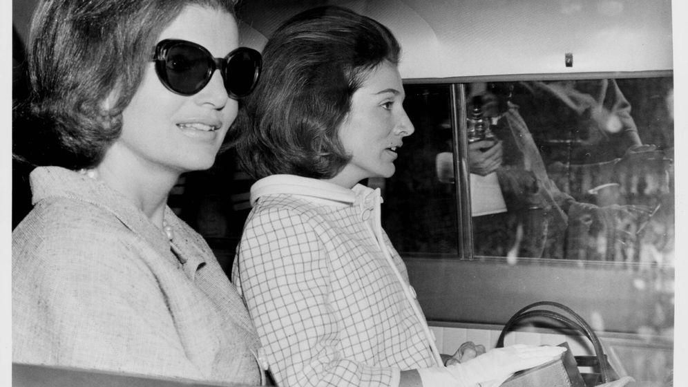 Foto: Jackie y Lee en la década de los 60. (Getty)