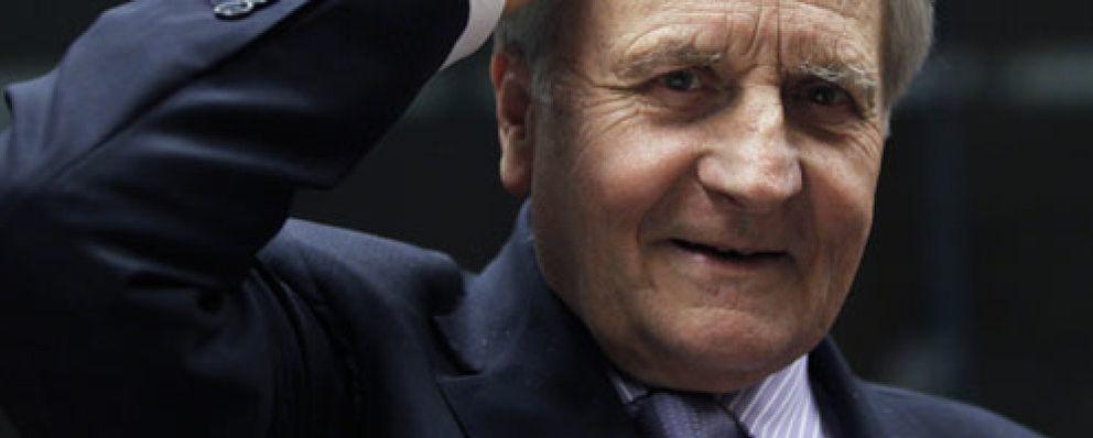"""Foto: Trichet """"lo tiene difícil para subir los tipos si persisten las incertidumbres"""" por Japón"""