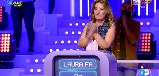 Post de Laura Fa fracasa en la improvisada promoción de 'Alta tensión' en 'Sálvame'